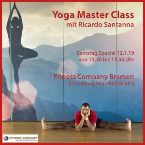 Yoga Master Class ULC 2019