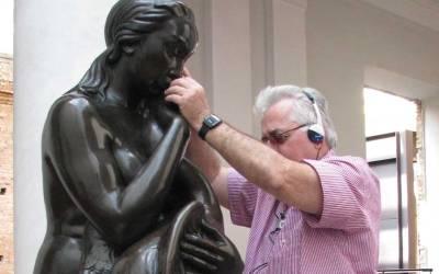 14 museus com Audiodescrição. O fascínio das obras de arte na ponta da língua.