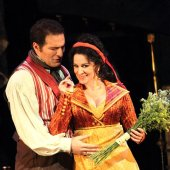 Tosca – Royal Opera House 01.2016