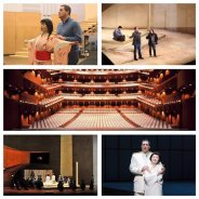 "Debut at the New National Theatre Tokyo in ""Madama Butterfly"""