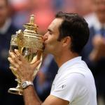 Roger Federer a Wimbledon: la vittoria e la preparazione mentale