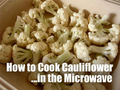 how to cook cauliflower rice in