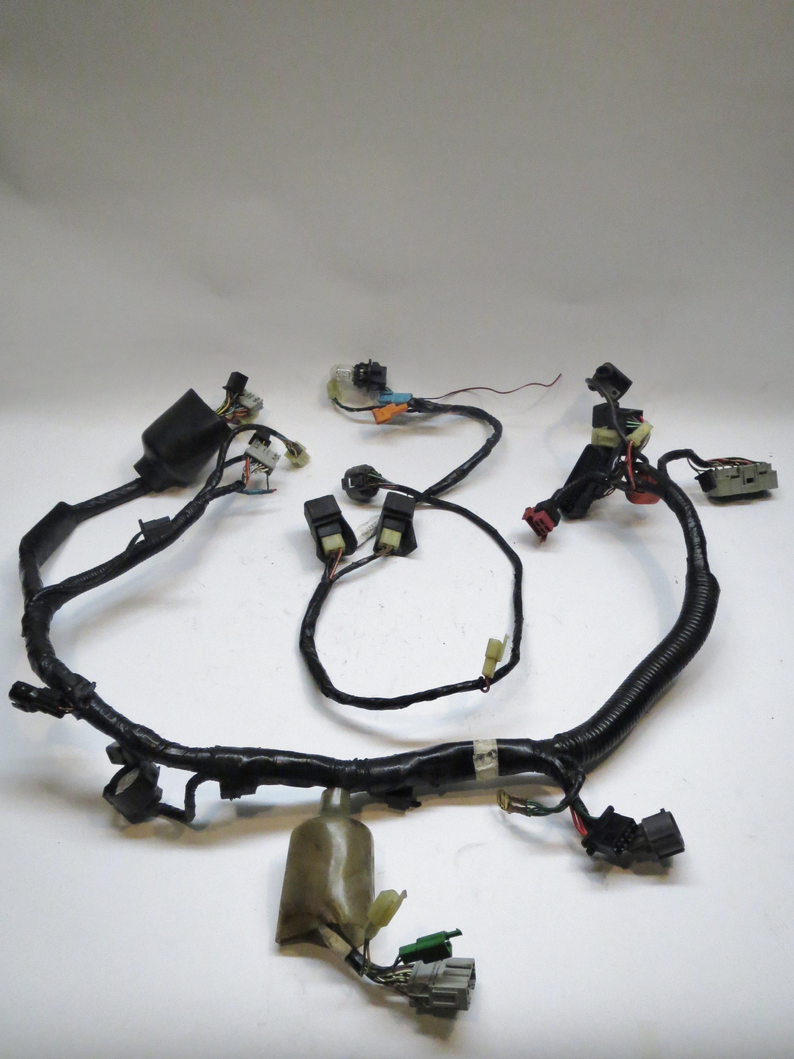 Main Wiring Harness Honda Cbr600f4i