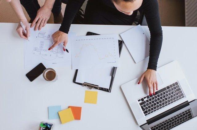 Web design a lavoro