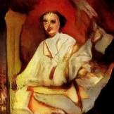 I quadri realizzati dall'algoritmo prodotto dal collettivo francese Obvious, La Cardinal De Belamy