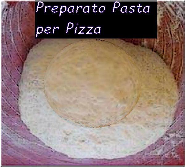 Come realizzare la pasta per la pizza fatta in casa