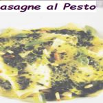 Lasagne al Pesto