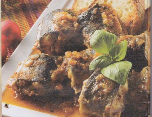 Ricetta di Cucina Baccalà alla napoletana.