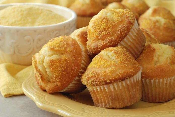 Muffin cotti al vapore