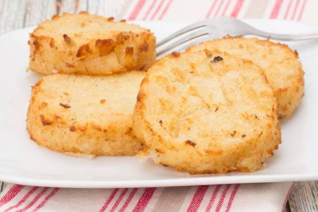 frittelle dolci di patate