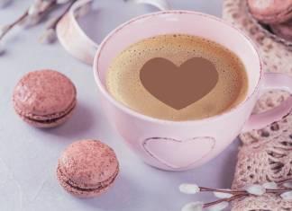 macarons al cappuccino