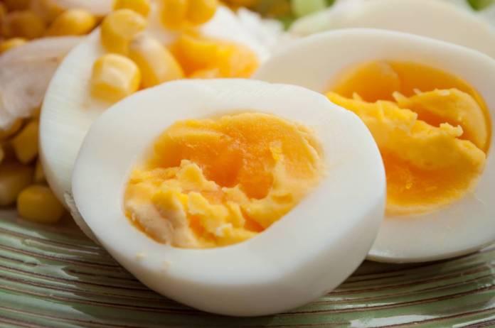 dieta delle uova sode