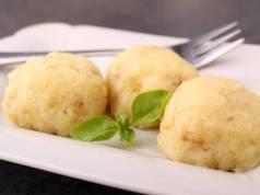 Polpette di Patate e Salsicce
