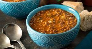 Zuppa di Lenticchie una deilziosa e calda minestra