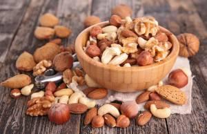 Dieta della frutta secca,