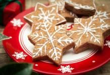 biscotti di Natale al pan di zenzero