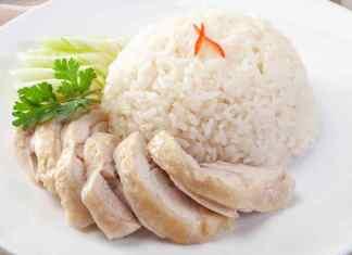 Dieta del pollo e del riso - ricettasprint