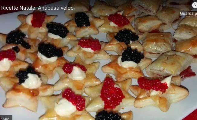 10 Antipasti Di Natale.Capodanno 10 Antipasti Di Pasta Sfoglia In 10 Minuti