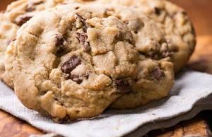 cookies cioccolato e caffè
