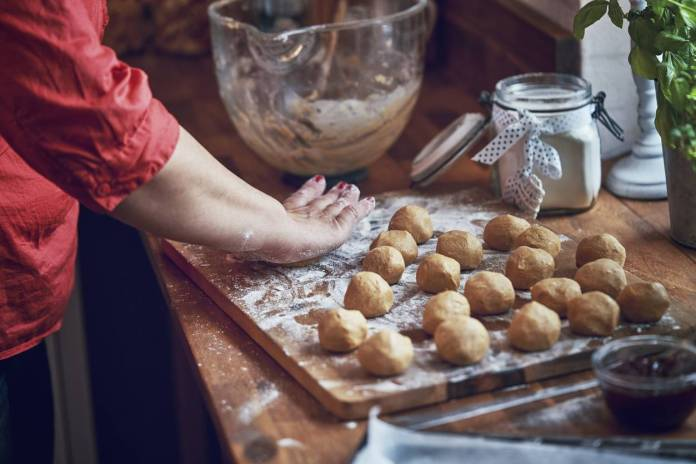 biscotto dolce 5 minuti