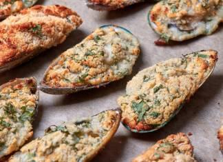 Cozze gratinate, ricetta siciliana - ricettasprint.it