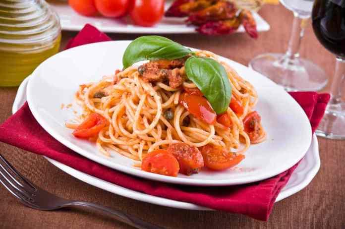 Pasta Tonno e Pomodorini