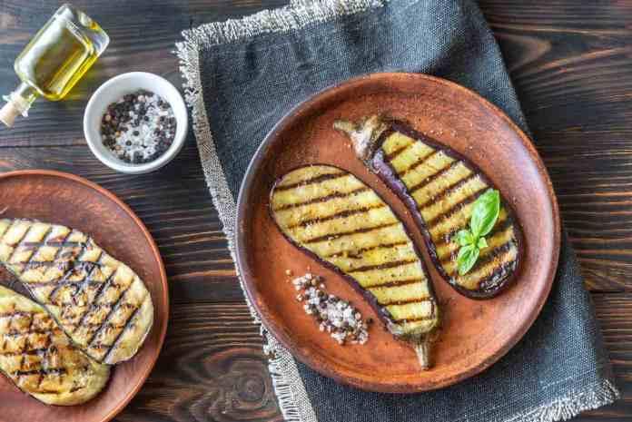 melanzane arrostite senza griglia - ricettasprint.it