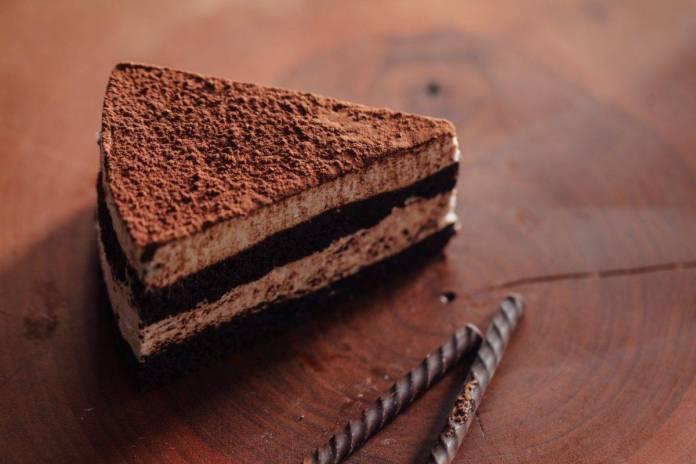 Torta delizia dei tre sapori al Cioccolato, Ricotta e Mascarpone