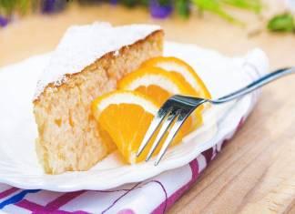 Torta Pan d'Arancia - Ricettasprint.it