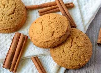 Biscottini friabili e gustosi alla cannella - Ricettasprint.it