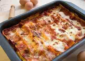 Lasagne ricetta