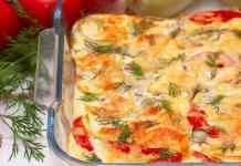 parmigiana di finocchi - ricettasprint