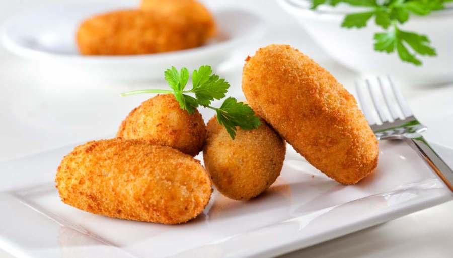 Finger food invitanti tipici nostrani