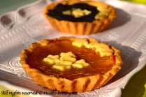 Crostatine di nocciole alla marmellata bimby 2