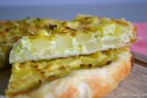 Quiche di patate e porri bimby