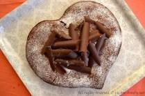 Torta al cioccolato friabile bimby