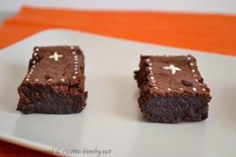 Brownies al cacao bimby