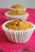 Muffin di pandoro bimby
