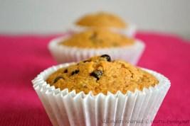 Muffin di pandoro bimby 4