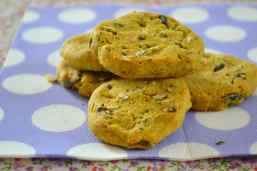 Biscotti salati senza glutine bimby