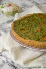 Torta salata broccoli e zucca bimby