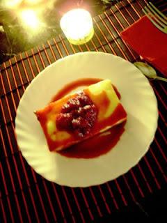 Cheesecake ai lamponi