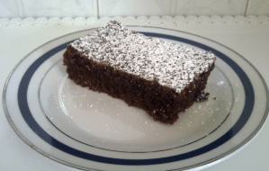 Torta Cioccolato e Mandorle