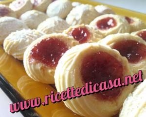 Biscotti Montati Senza Glutine e Senza Lattosio
