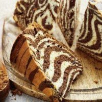 Torta zebrata: ricetta di Benedetta Parodi