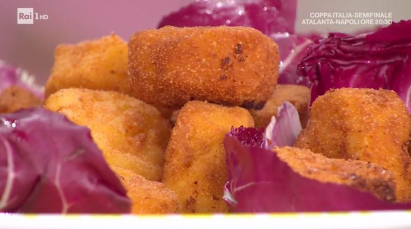 bocconcini di crepes fritti di Francesca Marsetti
