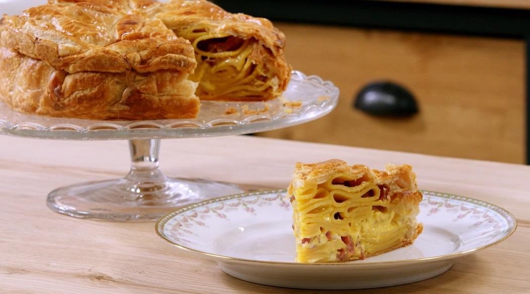 torta di maccheroni di Csaba