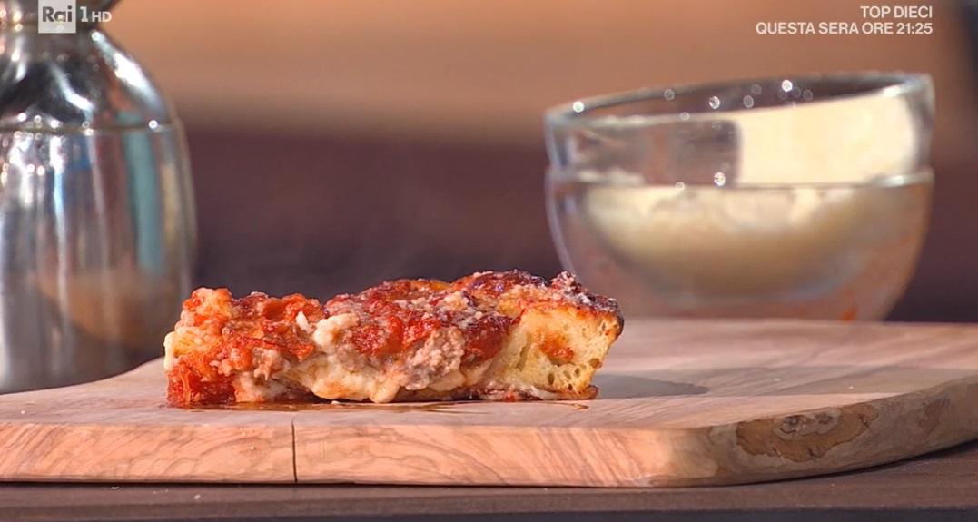 pizza Chicago style di Fulvio Marino