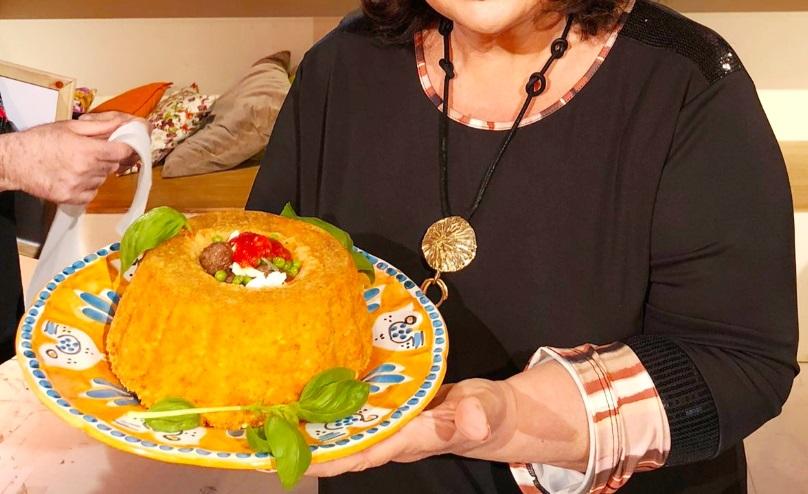 sartù di riso di Angelica Sepe