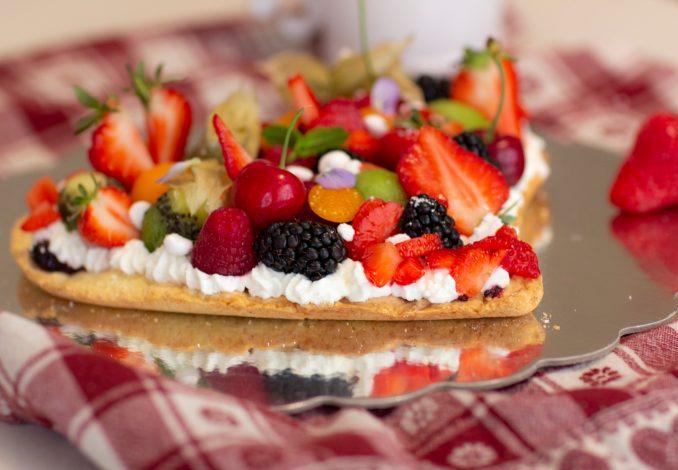 torta senza glutine